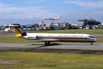 WING_ACEさんが、伊丹空港で撮影した日本エアシステム MD-87 (DC-9-87)の航空フォト(飛行機 写真・画像)