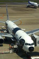 rjnsphotoclub-No.07さんが、羽田空港で撮影した全日空 767-381/ERの航空フォト(飛行機 写真・画像)