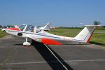 Chofu Spotter Ariaさんが、大利根飛行場で撮影した日本モーターグライダークラブ G109B Vigilant T1の航空フォト(飛行機 写真・画像)