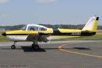 Chofu Spotter Ariaさんが、龍ケ崎飛行場で撮影した日本個人所有 FA-200-160 Aero Subaruの航空フォト(飛行機 写真・画像)