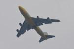 ヘリオスさんが、東京ヘリポートで撮影した全日空 747-481(D)の航空フォト(写真)