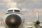 アイスコーヒーさんが、厚木飛行場で撮影した海上自衛隊 YS-11-113Mの航空フォト(飛行機 写真・画像)