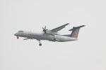 Booneさんが、ミュンヘン・フランツヨーゼフシュトラウス空港で撮影したルフトハンザ リージョナル DHC-8-402Q Dash 8の航空フォト(写真)