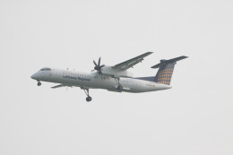 Booneさんが、ミュンヘン・フランツヨーゼフシュトラウス空港で撮影したルフトハンザ リージョナル DHC-8-402Q Dash 8の航空フォト(飛行機 写真・画像)