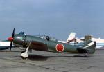 Mosquito60さんが、入間飛行場で撮影した旧陸軍四式戦闘機「疾風」  Ki-84 Hayateの航空フォト(写真)