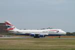 matsuさんが、成田国際空港で撮影したブリティッシュ・エアウェイズ 747-436の航空フォト(写真)