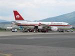 xxxxxzさんが、フィレンツェ・アメリゴベスプッチ空港で撮影したメリディアーナ A319-112の航空フォト(飛行機 写真・画像)