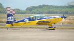 RJFK_rw34さんが、鹿屋航空基地で撮影したWPコンペティション・アエロバティック・チーム EA-300Lの航空フォト(飛行機 写真・画像)