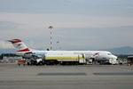 xxxxxzさんが、ミラノ・マルペンサ空港で撮影したオーストリアン・アローズ 100の航空フォト(写真)