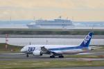 miyapppさんが、羽田空港で撮影した全日空 787-8 Dreamlinerの航空フォト(写真)