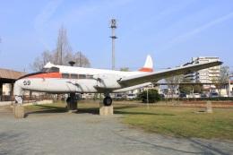 ぢょんしさんが、福岡空港で撮影した日本国内航空 DH.114 Heron 1Bの航空フォト(飛行機 写真・画像)
