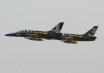 ふじいあきらさんが、広島空港で撮影したブライトリング・ジェット・チーム L-39C Albatrosの航空フォト(飛行機 写真・画像)