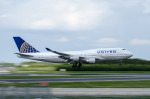 成田国際空港 - Narita International Airport [NRT/RJAA]で撮影されたユナイテッド航空 - United Airlines [UA/UAL]の航空機写真