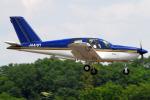 Chofu Spotter Ariaさんが、調布飛行場で撮影した日本個人所有 TB-9 Tampicoの航空フォト(飛行機 写真・画像)