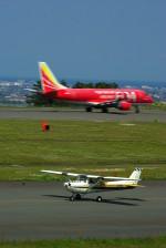 rjnsphotoclub-No.07さんが、静岡空港で撮影した日本個人所有 A150L Aerobatの航空フォト(飛行機 写真・画像)
