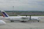 xxxxxzさんが、パリ シャルル・ド・ゴール国際空港で撮影したエールリネール ATR-72-500 (ATR-72-212A)の航空フォト(飛行機 写真・画像)