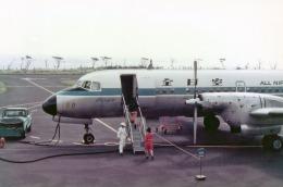 Mosquito60さんが、三宅島空港で撮影した全日空 YS-11A-500の航空フォト(飛行機 写真・画像)
