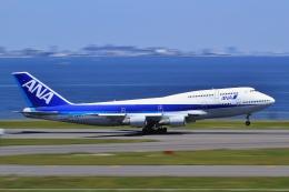 O-TOTOさんが、羽田空港で撮影した全日空 747-481(D)の航空フォト(飛行機 写真・画像)