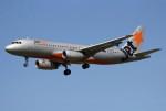 マサさんが、成田国際空港で撮影したジェットスター A320-232の航空フォト(写真)