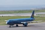 xxxxxzさんが、関西国際空港で撮影したベトナム航空 A321-231の航空フォト(写真)