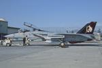Scotchさんが、厚木飛行場で撮影したアメリカ海軍 F-14A Tomcatの航空フォト(写真)