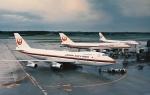 シグナス01さんが、成田国際空港で撮影した日本航空 747-246Bの航空フォト(写真)