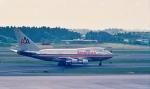 シグナス01さんが、成田国際空港で撮影したアメリカン航空の航空フォト(写真)