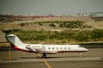 パンダさんが、羽田空港で撮影したウェルズ・ファーゴ・バンク・ノースウェスト G-IVの航空フォト(写真)