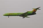 RUSSIANSKIさんが、ドバイ国際空港で撮影したターバーン航空 Tu-154Mの航空フォト(写真)