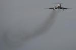 RUSSIANSKIさんが、ブヌコボ国際空港で撮影したUTエア・アビエーション Tu-134A-3の航空フォト(写真)