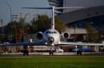RUSSIANSKIさんが、ブヌコボ国際空港で撮影したSirius-Aero Tu-134A-3の航空フォト(飛行機 写真・画像)
