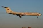 RUSSIANSKIさんが、ブヌコボ国際空港で撮影したロシア航空 Tu-134Aの航空フォト(飛行機 写真・画像)