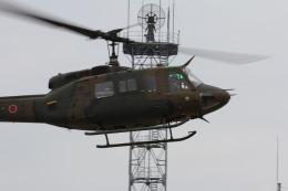 MIL26Tさんが、新発田駐屯地で撮影した陸上自衛隊 UH-1Jの航空フォト(写真)