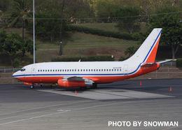 snowmanさんが、ダニエル・K・イノウエ国際空港で撮影したペース・エアラインズ 737-2K5/Advの航空フォト(飛行機 写真・画像)