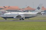 jun☆さんが、スカルノハッタ国際空港で撮影したトリガナ・エア・サービス 737-228/Advの航空フォト(写真)