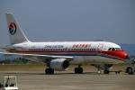 Kuuさんが、鹿児島空港で撮影した中国東方航空 A319-112の航空フォト(飛行機 写真・画像)