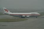 空軍一號さんが、関西国際空港で撮影したマーティンエアー 747-21AC/SCDの航空フォト(写真)