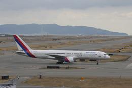 meijeanさんが、関西国際空港で撮影したネパール航空 757-2F8の航空フォト(飛行機 写真・画像)