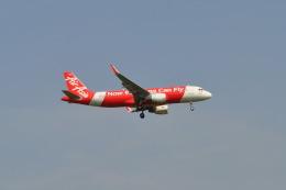 ガオラオさんが、チェンライ空港で撮影したタイ・エアアジア A320-216の航空フォト(飛行機 写真・画像)