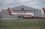 Oscoda-Wurtsmith Airport [KOSC]で撮影されたカリッタ エア - Kalitta Air [CKS]の航空機写真