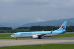 Severemanさんが、静岡空港で撮影した大韓航空 737-9B5/ER の航空フォト(写真)
