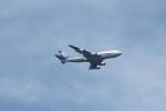 NEMO11223300さんが、木更津飛行場で撮影した全日空 747-481(D)の航空フォト(写真)