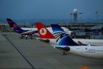 T.Sazenさんが、関西国際空港で撮影したエジプト航空 A330-243の航空フォト(飛行機 写真・画像)
