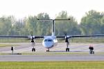 aircanadafunさんが、モントリオール・ピエール・エリオット・トルドー国際空港で撮影したクリーベック航空 DHC-8-314 Dash 8の航空フォト(写真)