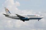 ムギムギさんが、マイアミ国際空港で撮影したバハマスエア 737-275/Advの航空フォト(写真)