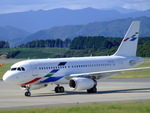 rjnsphotoclub-No.07さんが、静岡空港で撮影したフォルクスワーゲン エアサービス A319-133X CJの航空フォト(飛行機 写真・画像)