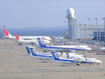 rjnsphotoclub-No.07さんが、中部国際空港で撮影したエアーニッポンネットワーク DHC-8-314Q Dash 8の航空フォト(飛行機 写真・画像)
