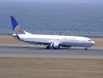 rjnsphotoclub-No.07さんが、中部国際空港で撮影したコンチネンタル航空 737-824の航空フォト(飛行機 写真・画像)