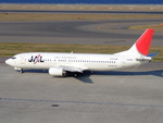 rjnsphotoclub-No.07さんが、中部国際空港で撮影したJALエクスプレス 737-446の航空フォト(飛行機 写真・画像)