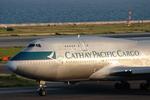 Severemanさんが、関西国際空港で撮影したキャセイパシフィック航空 747-412(BCF)の航空フォト(写真)